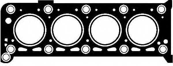 Прокладка головки цилиндра GLASER H17953-10 - изображение