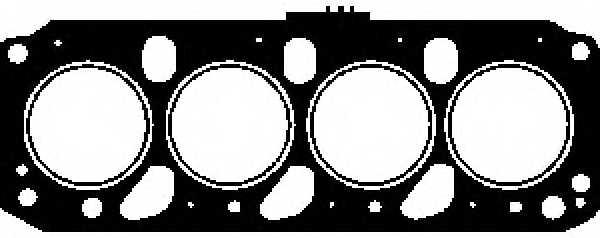Прокладка головки цилиндра GLASER H18045-30 - изображение