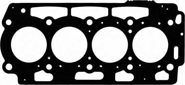 Прокладка головки цилиндра GLASER H18130-40 - изображение