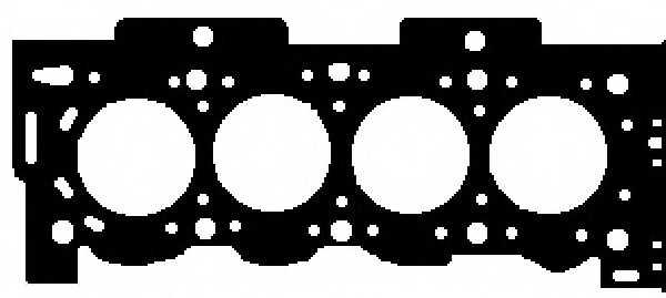 Прокладка головки цилиндра GLASER H18191-10 - изображение