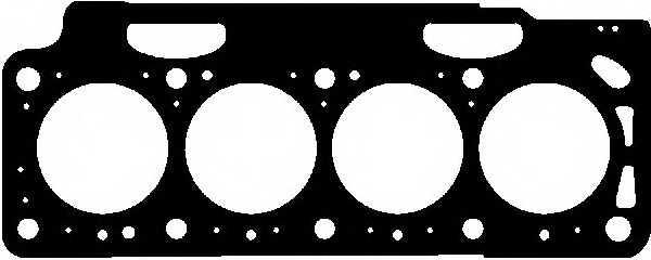 Прокладка головки цилиндра GLASER H18272-10 - изображение