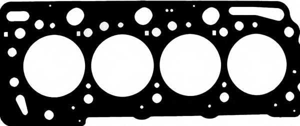 Прокладка головки цилиндра GLASER H18698-10 - изображение