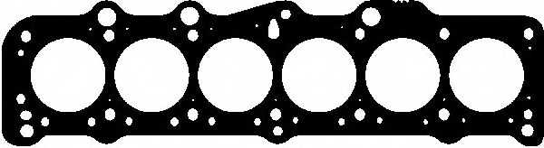 Прокладка головки цилиндра GLASER H18968-10 - изображение