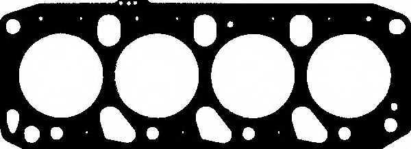 Прокладка головки цилиндра GLASER H19153-10 - изображение