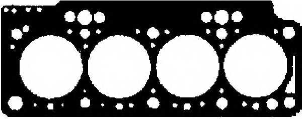 Прокладка головки цилиндра GLASER H19585-10 - изображение