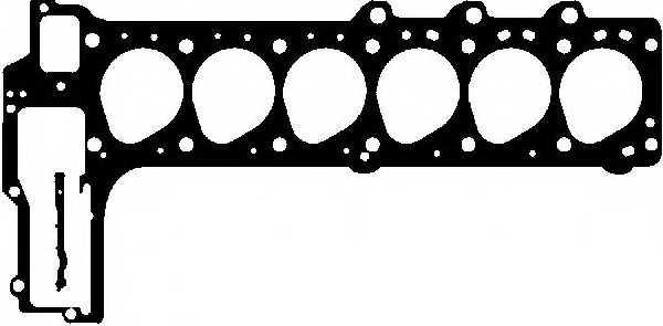 Прокладка головки цилиндра GLASER H19941-10 - изображение