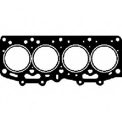Прокладка головки цилиндра GLASER H21807-20 - изображение
