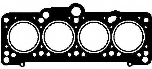 Прокладка головки цилиндра GLASER H22390-20 - изображение