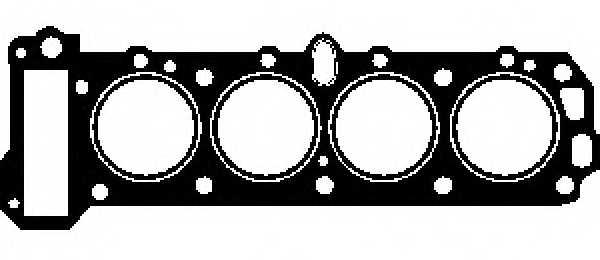 Прокладка головки цилиндра GLASER H22803-20 - изображение