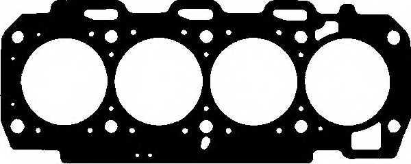 Прокладка головки цилиндра GLASER H23637-20 - изображение