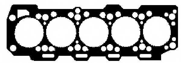 Прокладка головки цилиндра GLASER H23638-20 - изображение