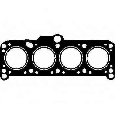 Прокладка головки цилиндра GLASER H23675-20 - изображение
