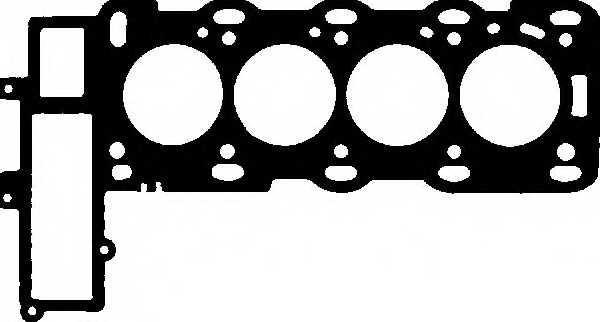 Прокладка головки цилиндра GLASER H24274-20 - изображение
