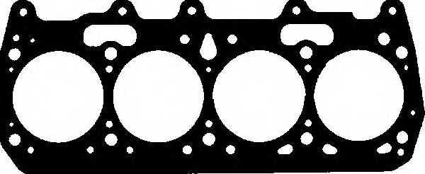 Прокладка головки цилиндра GLASER H25055-20 - изображение
