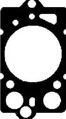 Прокладка головки цилиндра GLASER H26780-20 - изображение