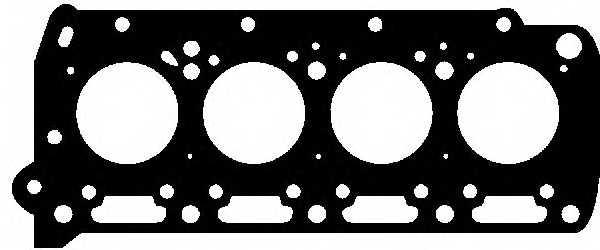 Прокладка головки цилиндра GLASER H27000-20 - изображение