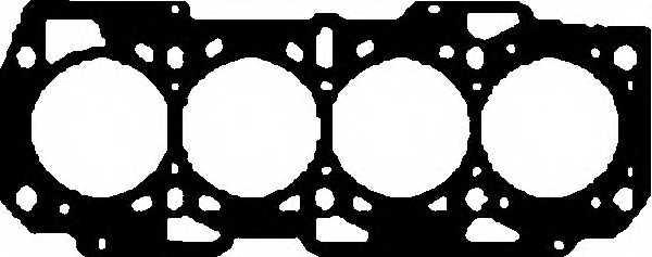 Прокладка головки цилиндра GLASER H27601-20 - изображение