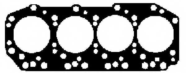 Прокладка головки цилиндра GLASER H27746-20 - изображение