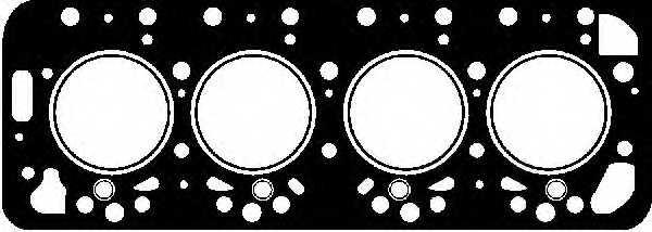 Прокладка головки цилиндра GLASER H27986-20 - изображение