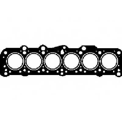Прокладка головки цилиндра GLASER H28968-20 - изображение