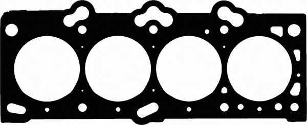Прокладка головки цилиндра GLASER H40049-00 - изображение