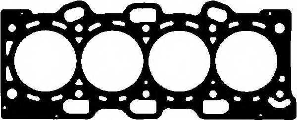 Прокладка головки цилиндра GLASER H40369-00 - изображение