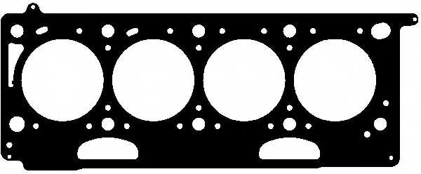 Прокладка головки цилиндра GLASER H40379-00 - изображение