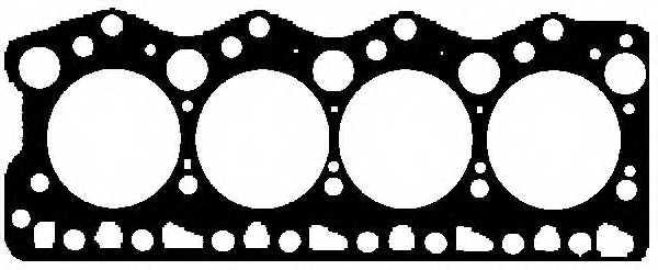 Прокладка головки цилиндра GLASER H50000-00 - изображение