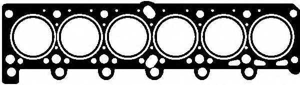 Прокладка головки цилиндра GLASER H50057-10 - изображение