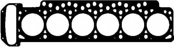 Прокладка головки цилиндра GLASER H50058-00 - изображение
