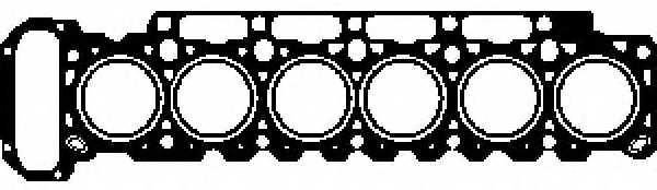 Прокладка головки цилиндра GLASER H50058-10 - изображение