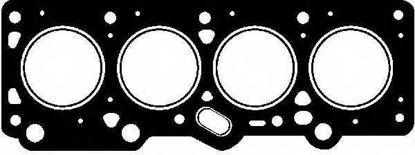 Прокладка головки цилиндра GLASER H50073-00 - изображение