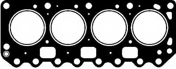 Прокладка головки цилиндра GLASER H50074-01 - изображение