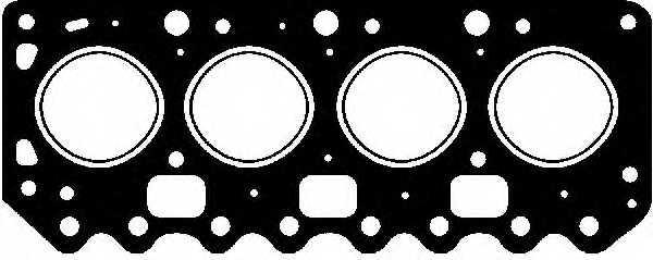 Прокладка головки цилиндра GLASER H50076-00 - изображение
