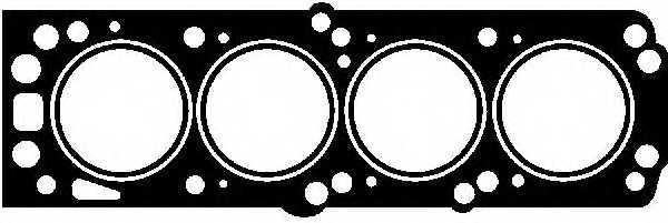 Прокладка головки цилиндра GLASER H50080-00 - изображение