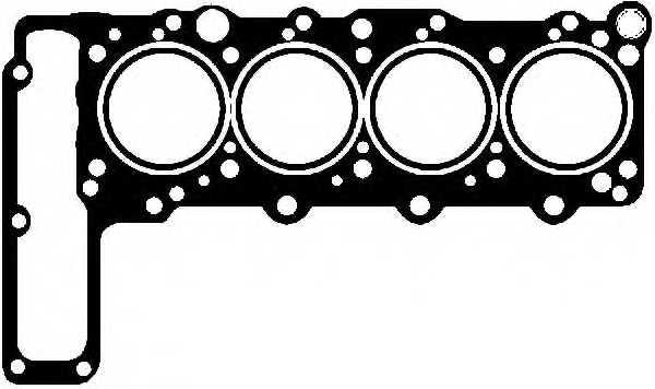 Прокладка головки цилиндра GLASER H50084-00 - изображение