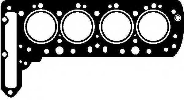 Прокладка головки цилиндра GLASER H50090-00 - изображение