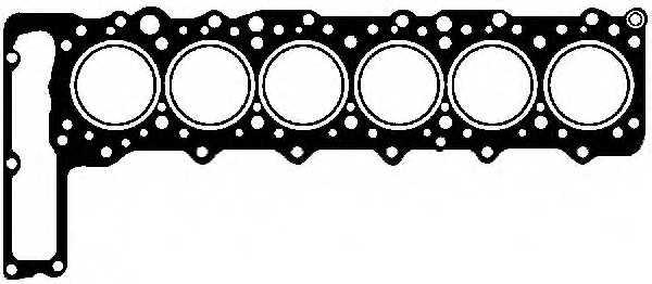 Прокладка головки цилиндра GLASER H50092-00 - изображение