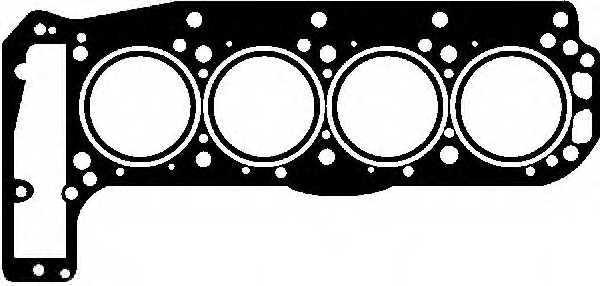 Прокладка головки цилиндра GLASER H50093-00 - изображение