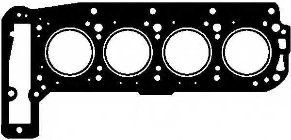 Прокладка головки цилиндра GLASER H50094-00 - изображение