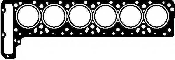 Прокладка головки цилиндра GLASER H50097-00 - изображение