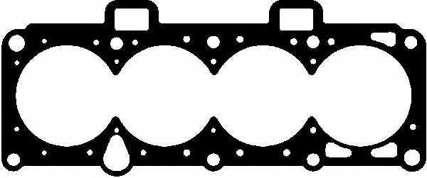 Прокладка головки цилиндра GLASER H50120-00 - изображение