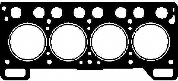 Прокладка головки цилиндра GLASER H50131-00 - изображение