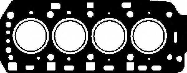 Прокладка головки цилиндра GLASER H50133-00 - изображение