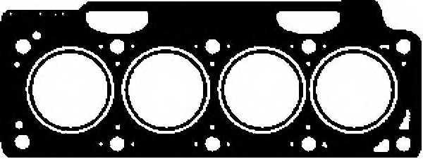 Прокладка головки цилиндра GLASER H50134-00 - изображение