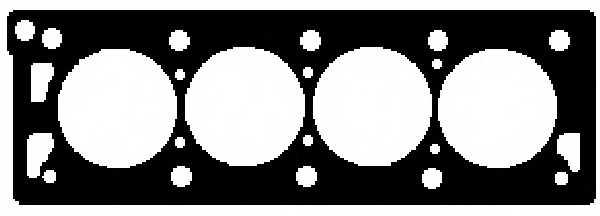 Прокладка головки цилиндра GLASER H50143-00 - изображение
