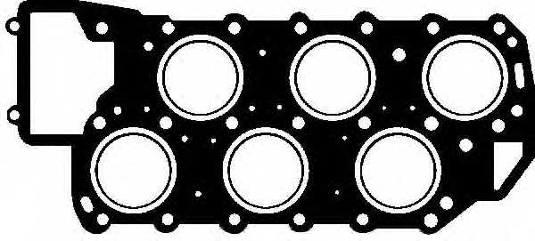 Прокладка головки цилиндра GLASER H50150-00 - изображение