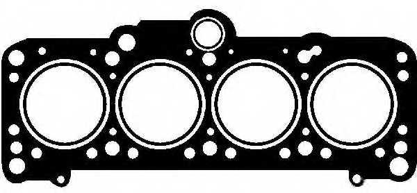 Прокладка головки цилиндра GLASER H50155-00 - изображение