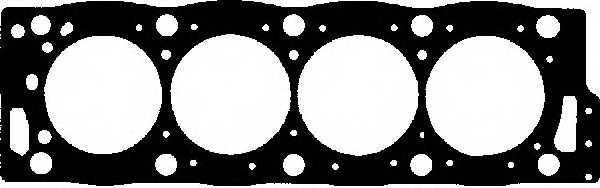 Прокладка головки цилиндра GLASER H50161-00 - изображение