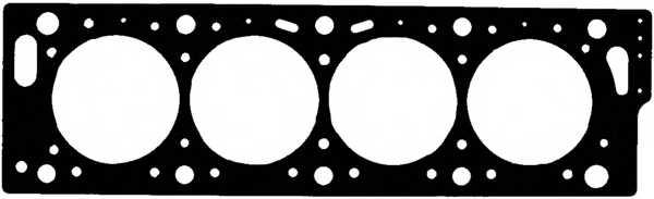 Прокладка головки цилиндра GLASER H50162-00 - изображение
